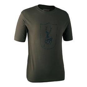 Triko Deerhunter Schild Logo