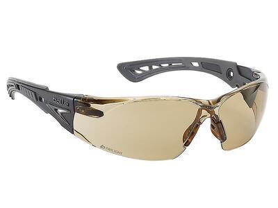 Bollé Safety brýle střelecké Rush+ s technologií B-Twilight