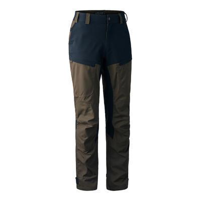 Kalhoty Deerhunter Strike hnědo-zelené - 1