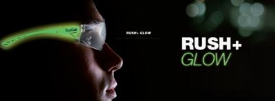 Bollé Safety brýle střelecké Rush+ GLOW - 1