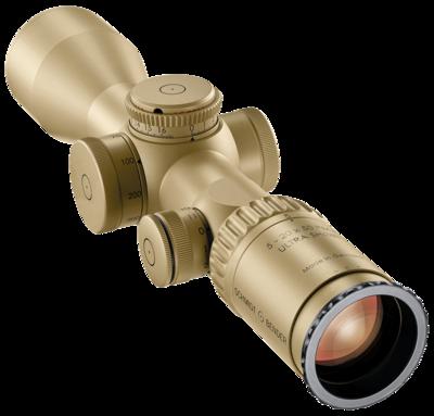 Schmidt-Bender PM II Ultra Short 5-20x50 bez osvětlení záměrné osnovy - 1