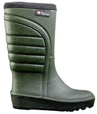 Zimní obuv Polyver Winter green - 1