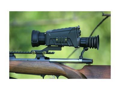 Termovizní zaměřovač Hikvision 3,1-12,4x čočka 50mm - 2