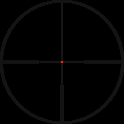 Kahles Helia 3 3-10x50i s červeným bodem a osnovou 4-Dot - 2