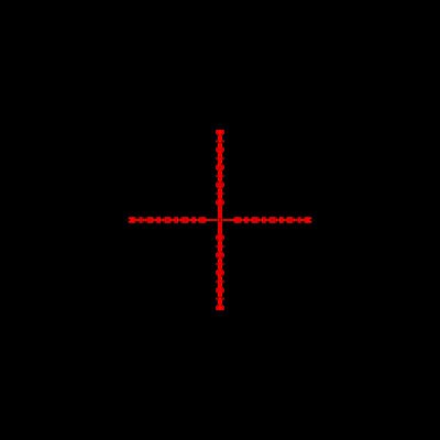 Kahles K525i 5-25x56 s osnovou Mil4+, cw, right, MIL - 2