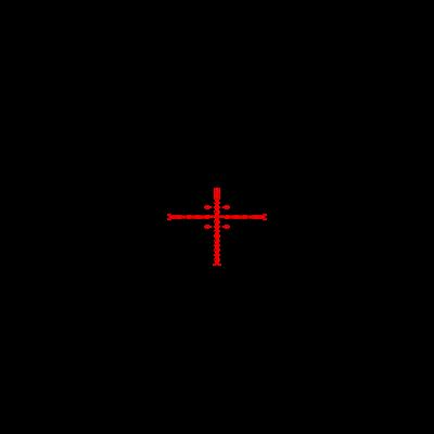 Kahles K525i 5-25x56 s osnovou MSR2/Ki, cw, right, MIL - 2