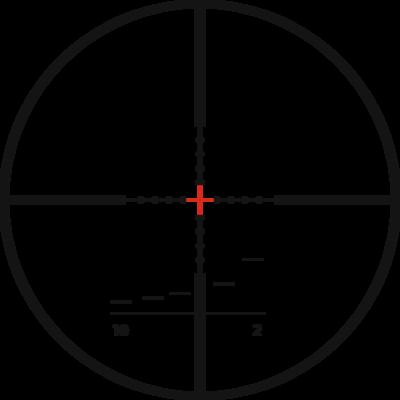 Kahles K624i 6-24x56 s osnovou Mil3, cw, right, MIL - 2