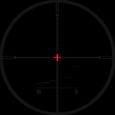 Kahles K624i 6-24x56 s osnovou Mil4, cw, right, MIL - 2