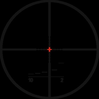 Kahles K312i 3-12x50 s osnovou Mil7, cw, left, MIL - 2