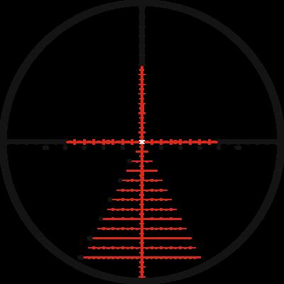 Kahles K318i 3,5-18x50 s osnovou SKMR3, ccw, right, MIL - 2