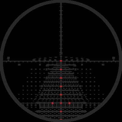 Kahles K525i 5-25x56 s osnovou Tremor 3, ccw, left, MIL - 2