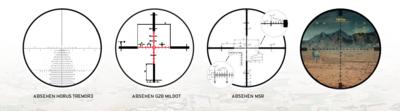 Steiner M7Xi 4-28x56 IFS G2B Mil Dot - 2