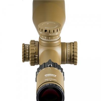 Steiner M5Xi 5-25x56 MSR 2 coyote brown - 2