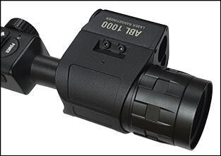 Dálkoměr ATN ABL 1000 Laser RANGEFINDER 1500m BLUETOOTH - 2