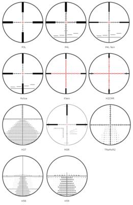 Schmidt-Bender PM II 3-20x50/LP/MTC/LT - 2