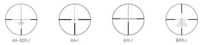 Swarovski Z8i 2,3-18x56 P se šínou - 3