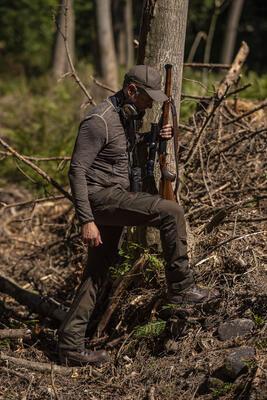 Kalhoty Deerhunter Rogaland strech - zelené - 3