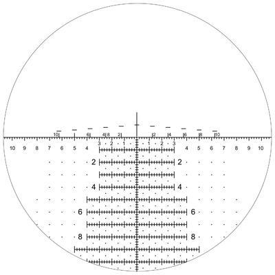 Schmidt-Bender PM II Ultra Short 5-20x50 bez osvětlení záměrné osnovy - 3