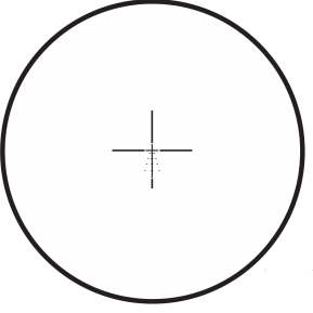 Burris Predator Quest 4,5-14x42 s osnovou Ballistic plex E1 bez osvětlení - 3