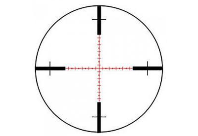 Burris Tactical XTR II 5-25x50 G2B Mil-Dot s osvětlením - 3
