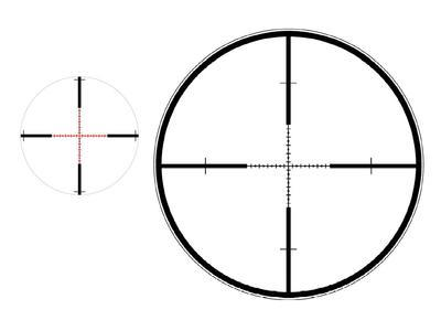 Steiner Tactical 4-16x50 G2B MilDot - 3