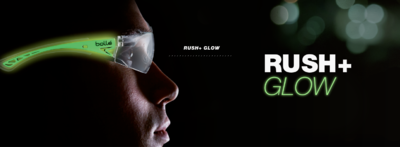 Bollé Safety brýle střelecké Rush+ GLOW - 4