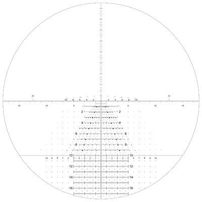 Schmidt-Bender PM II 3-20x50/LP/MTC/LT - 4