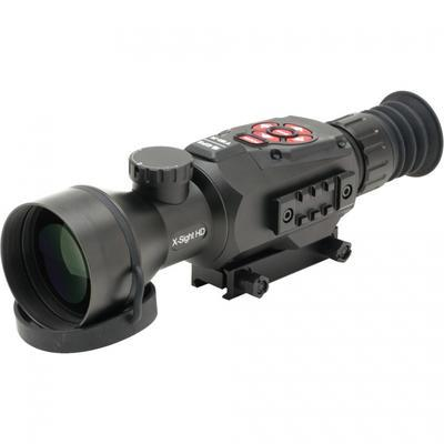 ATN X-SIGHT II HD 3-14X + IR PŘÍSVIT - 4