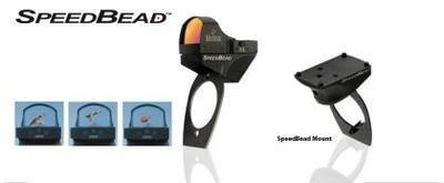 Burris FastFire II SpeedBead - kolimátor pro brokové automaty Beretta, Benelli, Franchi s montáží - 4