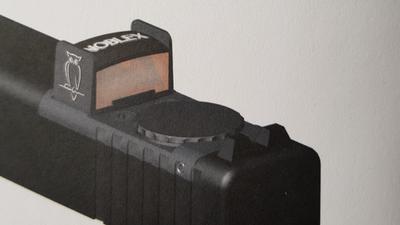 Noblex sight pro Glock M.O.S. - System - 4