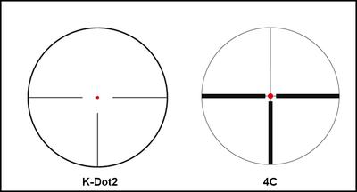 Meopta MeoStar R2 1-6x24 RD/MR se šínou - 4