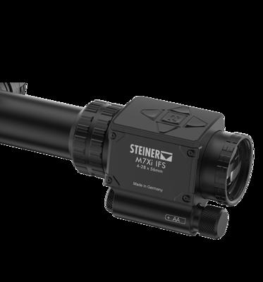 Steiner M7Xi 4-28x56 IFS Horus TreMor3 - 4