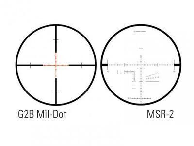 Steiner M7Xi 4-28x56 MSR 2 - 4