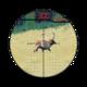 Burris Ballistic III Laserscope 3-12x44 - 4/4