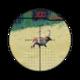 Burris Eliminator IV Laserscope 4-16x50 s osnovou X96 - 4/4