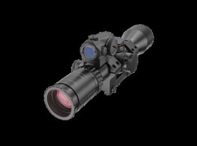 Schmidt-Bender PM II Ultra Short 5-20x50 bez osvětlení záměrné osnovy - 6