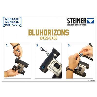 Steiner BluHorizons 10x42 - 6