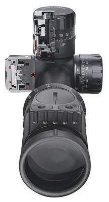 Swarovski X5i 5-25x56 P 0,5 cm / 100 m L s  osvětlením - 6