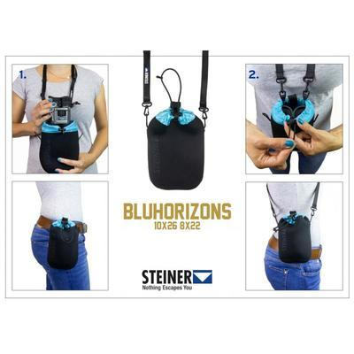 Steiner BluHorizons 8x22 - 7